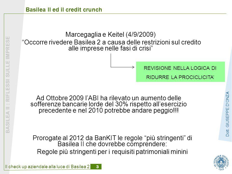 Marcegaglia e Keitel (4/9/2009)