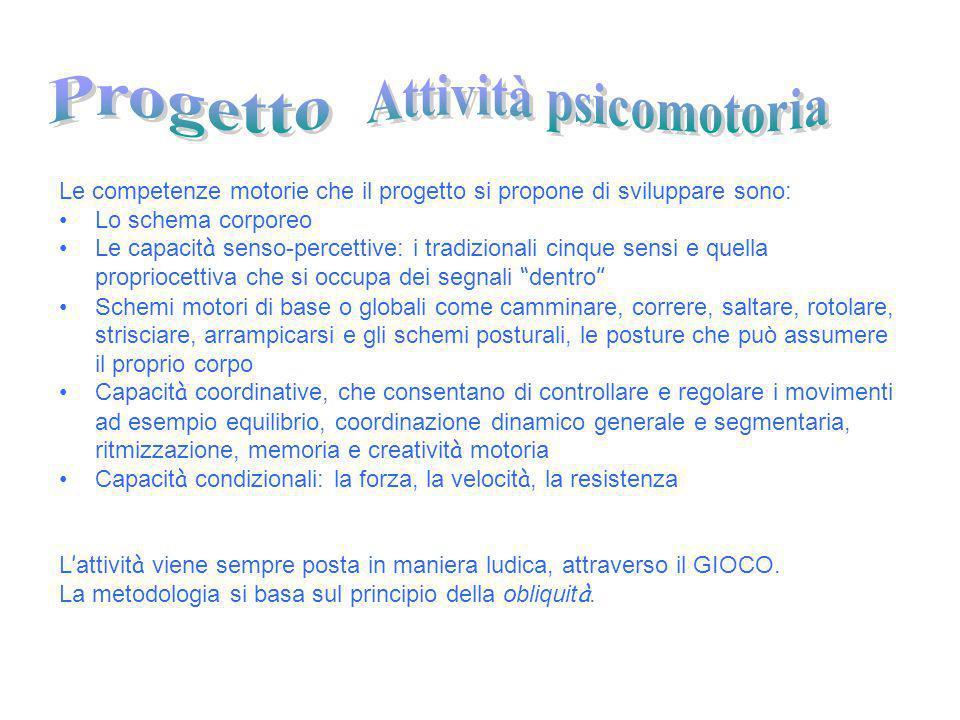 Attività psicomotoria