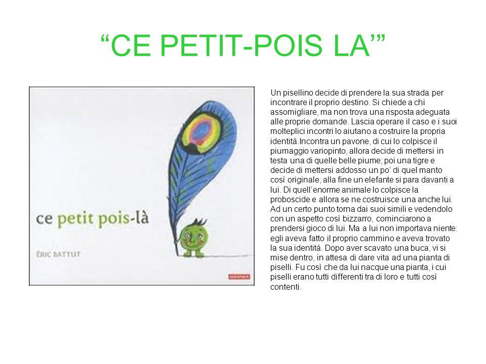 CE PETIT-POIS LA'