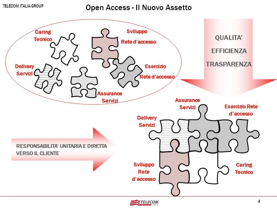 Open Access – il modello organizzativo