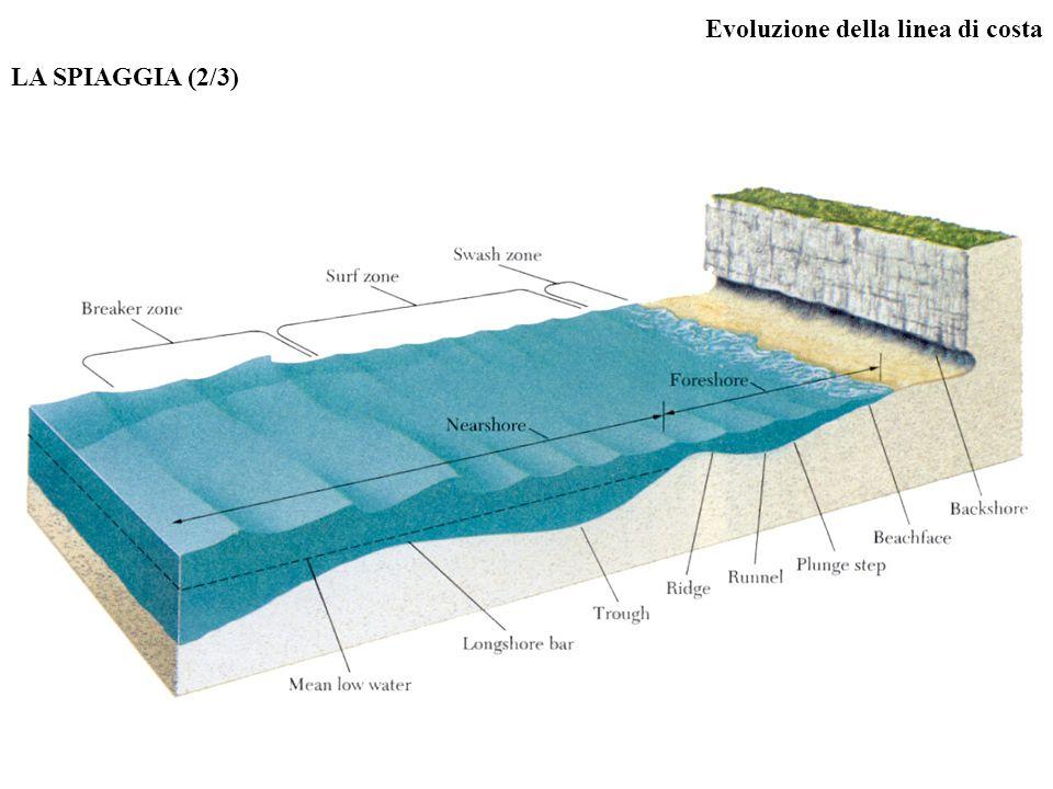 Evoluzione della linea di costa