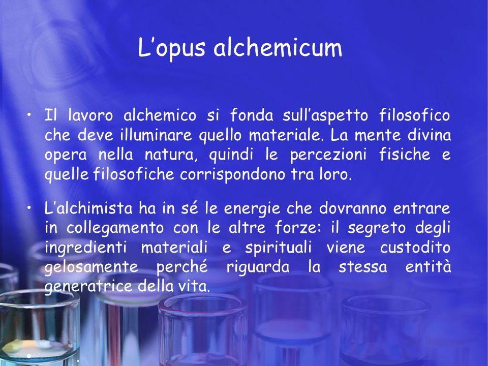 L'opus alchemicum