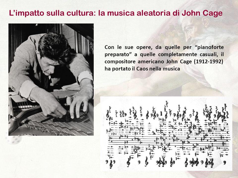 L'impatto sulla cultura: la musica aleatoria di John Cage