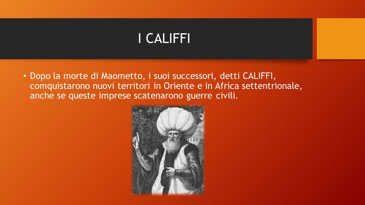 I CALIFFI