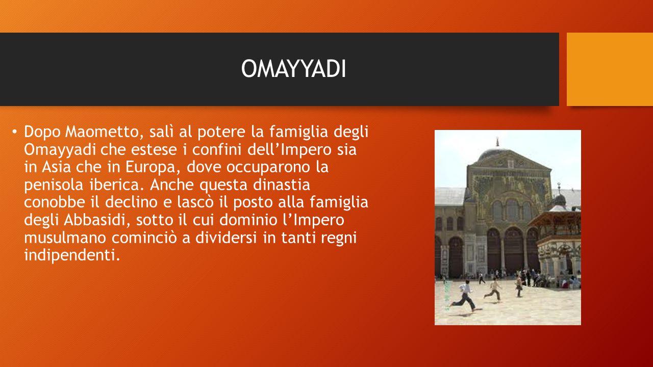 OMAYYADI
