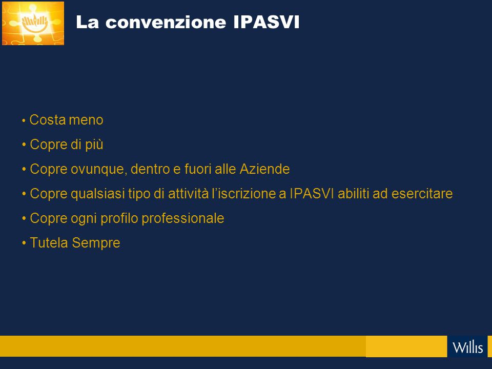 La convenzione IPASVI Copre di più