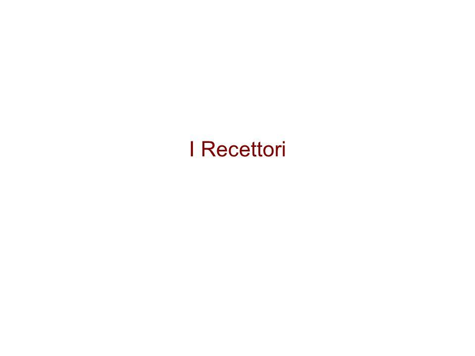 I Recettori