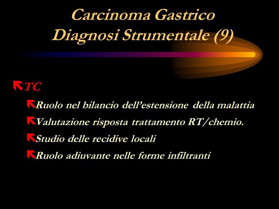 Carcinoma Gastrico Diagnosi Strumentale (9)