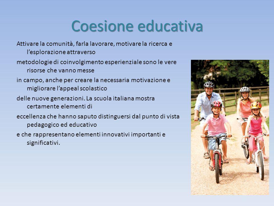 Coesione educativa