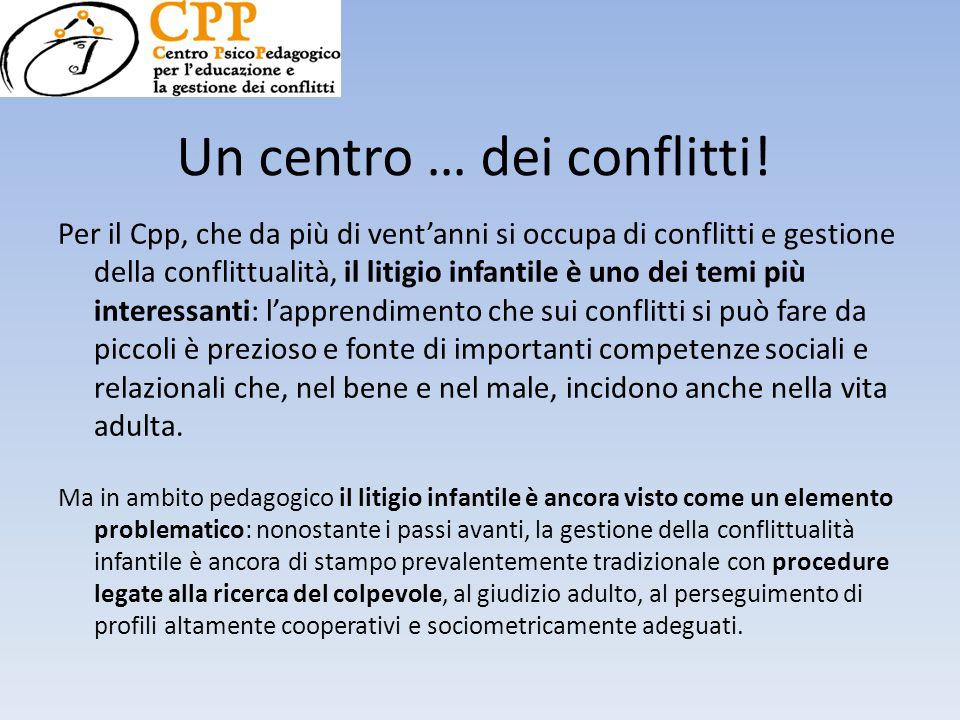 Un centro … dei conflitti!