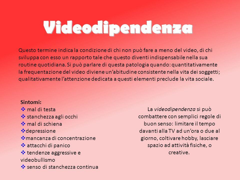 Videodipendenza