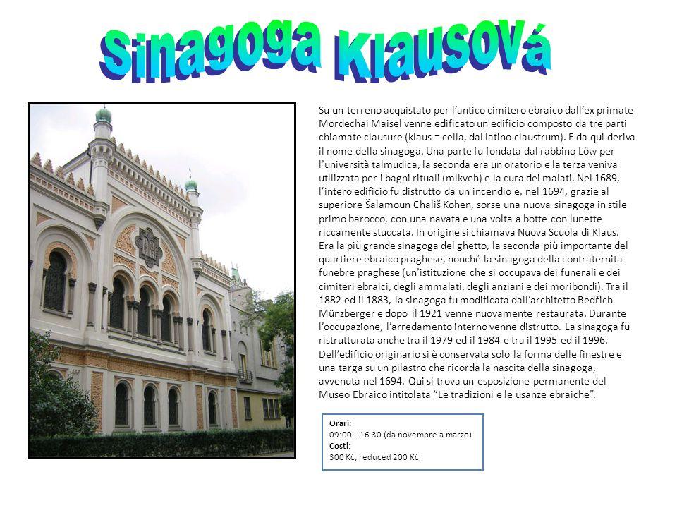 Sinagoga Klausová