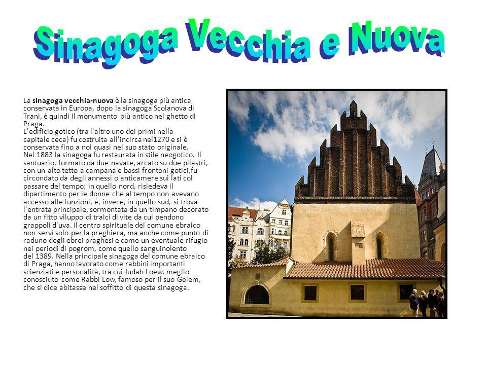 Sinagoga Vecchia e Nuova