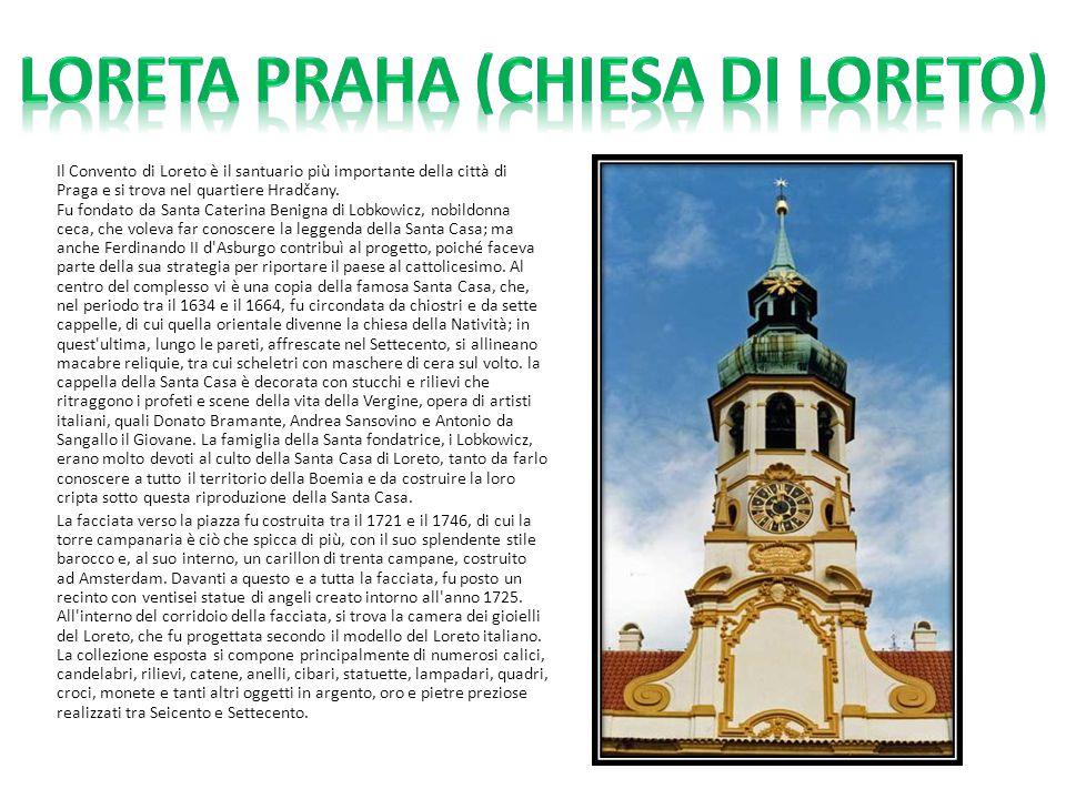 Loreta Praha (Chiesa di Loreto)