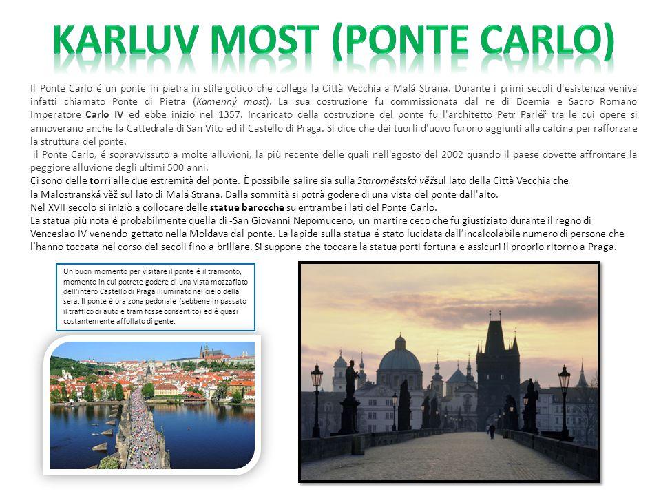 Karluv Most (Ponte Carlo)