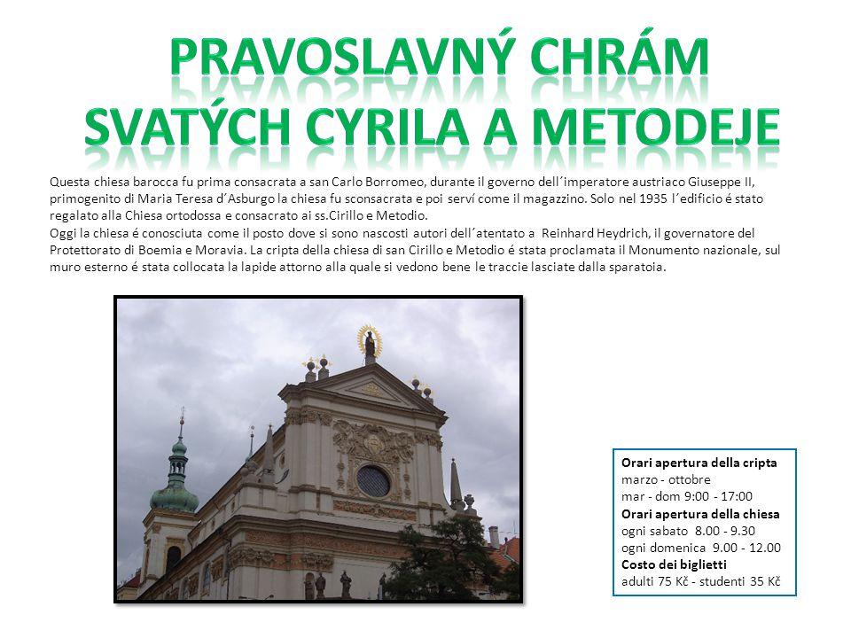Pravoslavný Chrám Svatých Cyrila a Metodeje