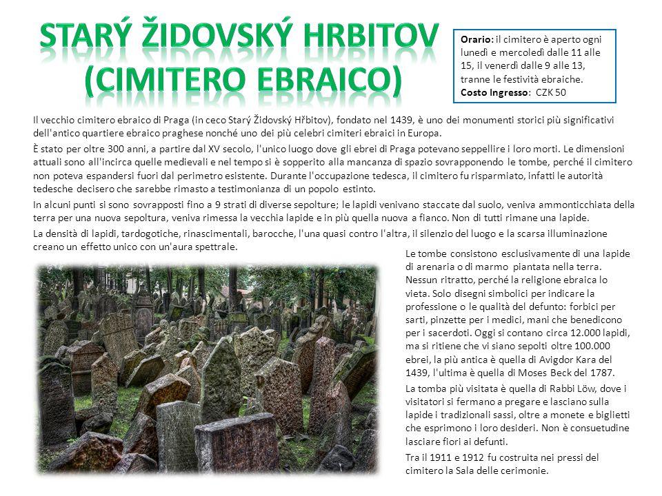 Starý Židovský Hrbitov