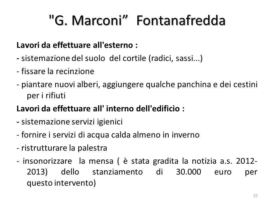 G. Marconi Fontanafredda