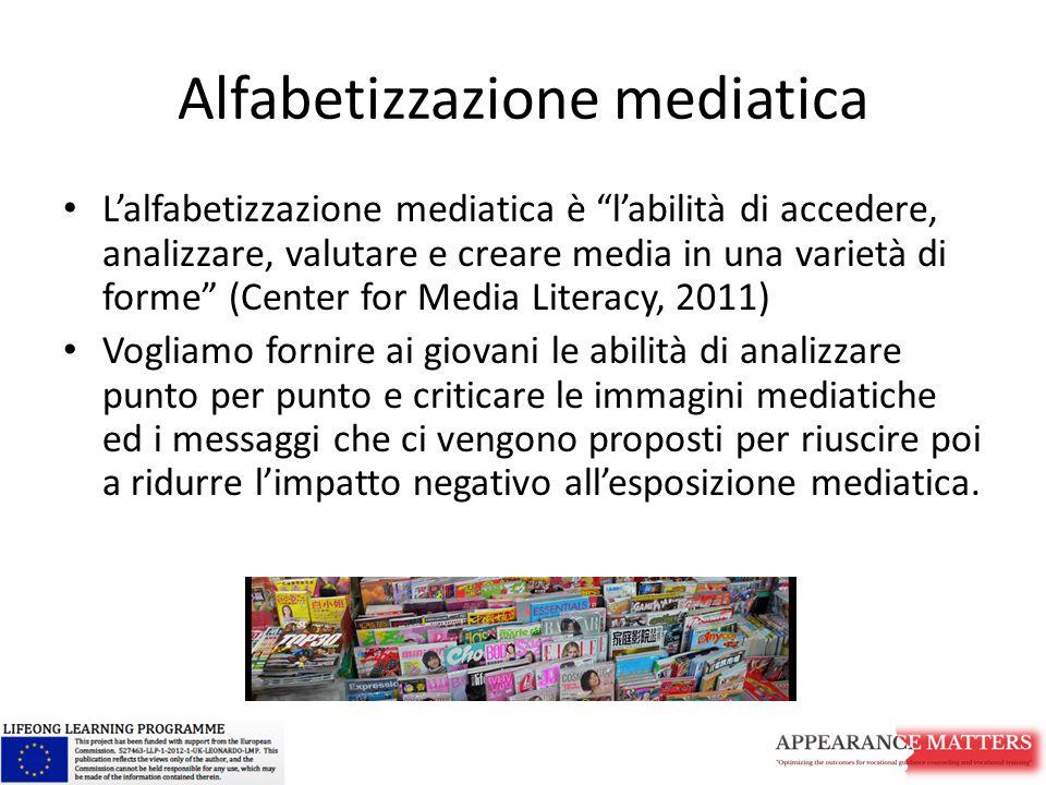 Alfabetizzazione mediatica