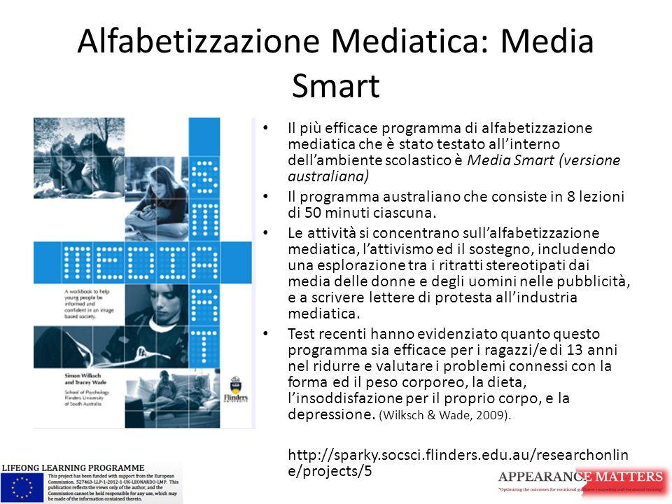 Alfabetizzazione Mediatica: Media Smart