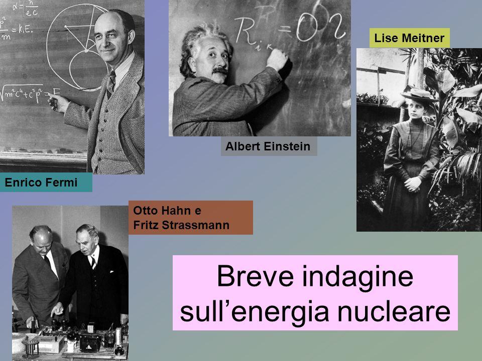 Breve indagine sull'energia nucleare