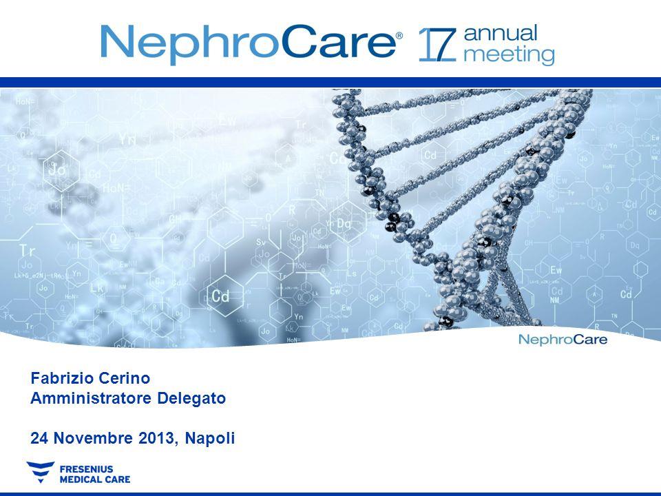 Fabrizio Cerino Amministratore Delegato 24 Novembre 2013, Napoli