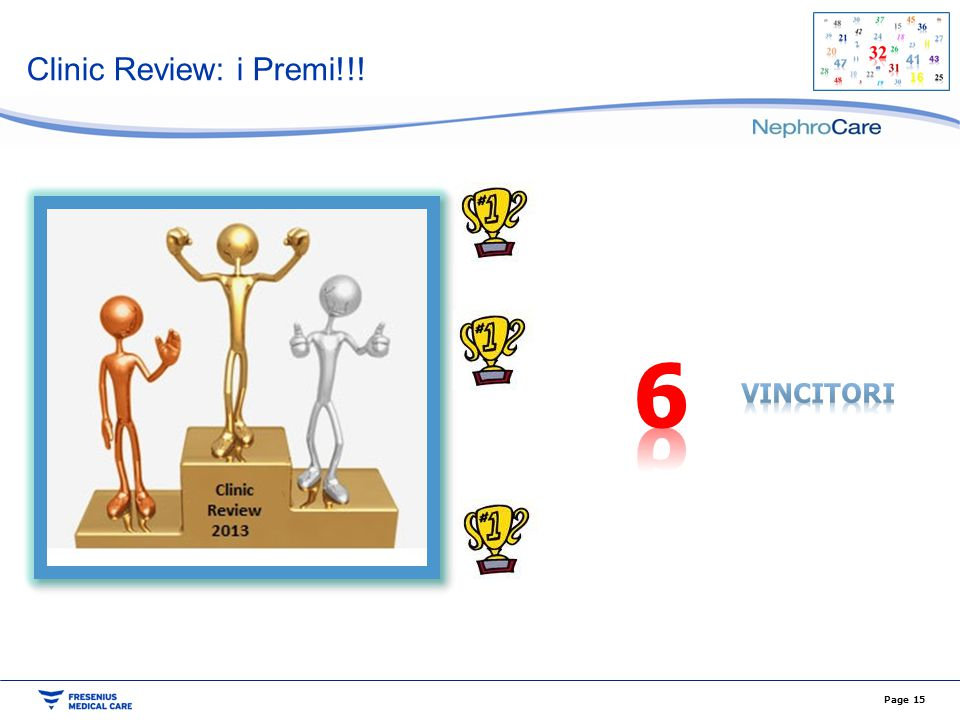 Clinic Review: i Premi!!! 6 vincitori