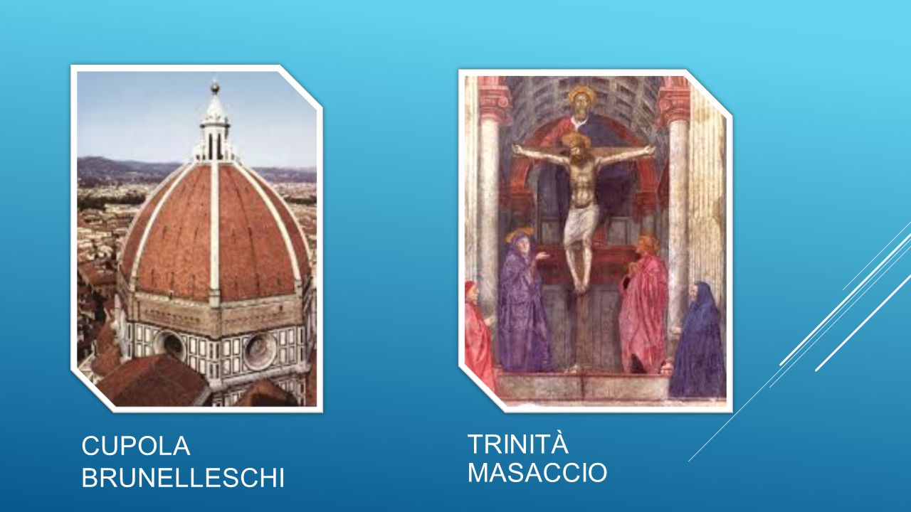 Cupola Brunelleschi Trinità Masaccio