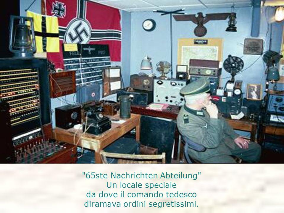 65ste Nachrichten Abteilung Un locale speciale