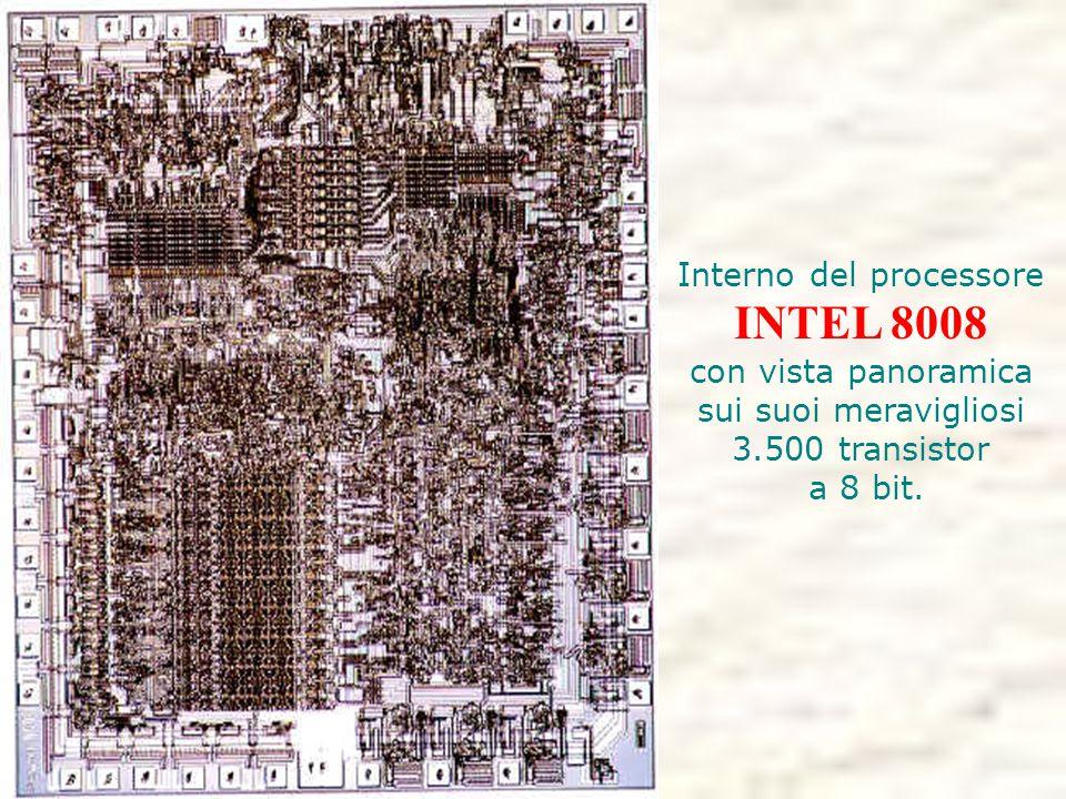 Interno del processore