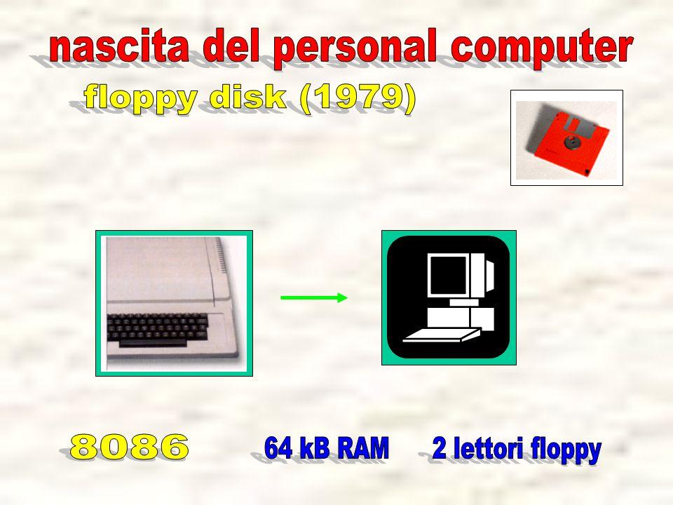 nascita del personal computer