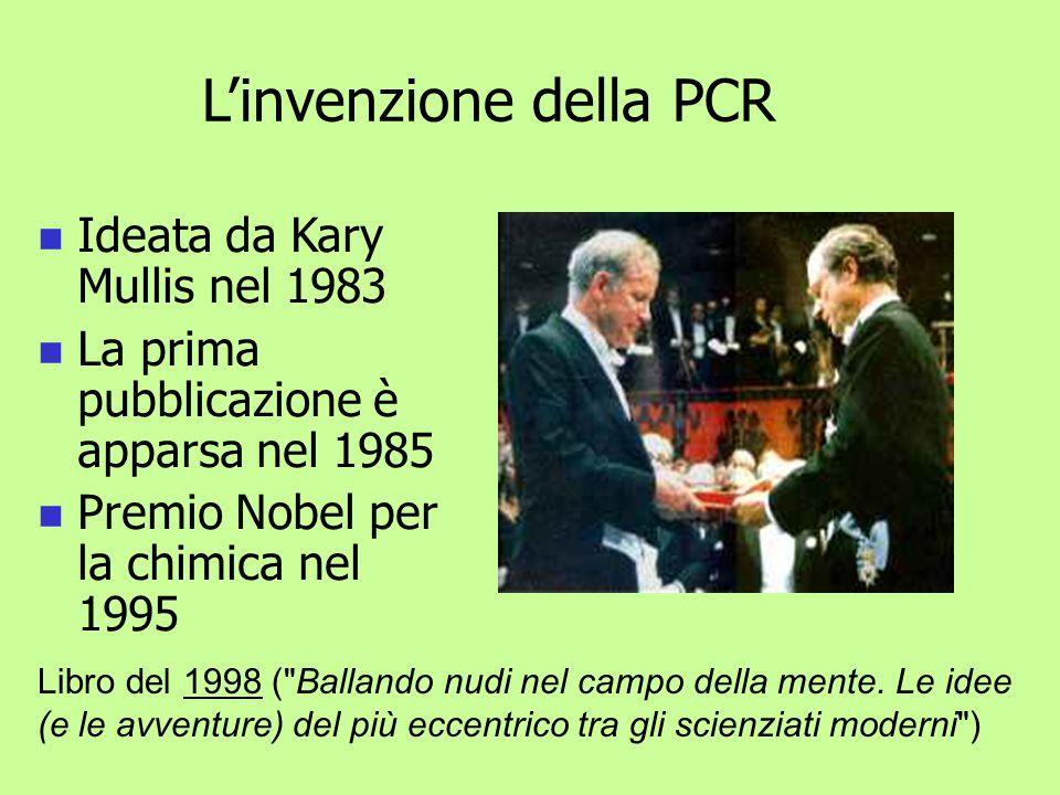L'invenzione della PCR
