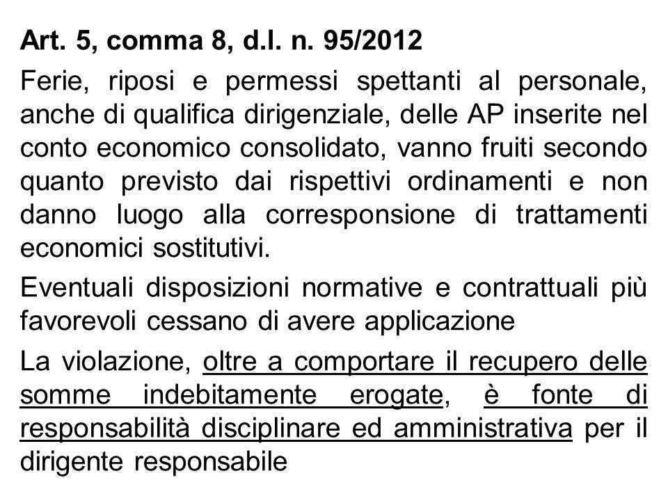 Art. 5, comma 8, d.l. n.