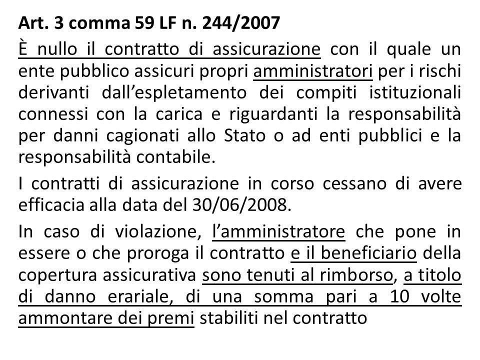 Art. 3 comma 59 LF n.
