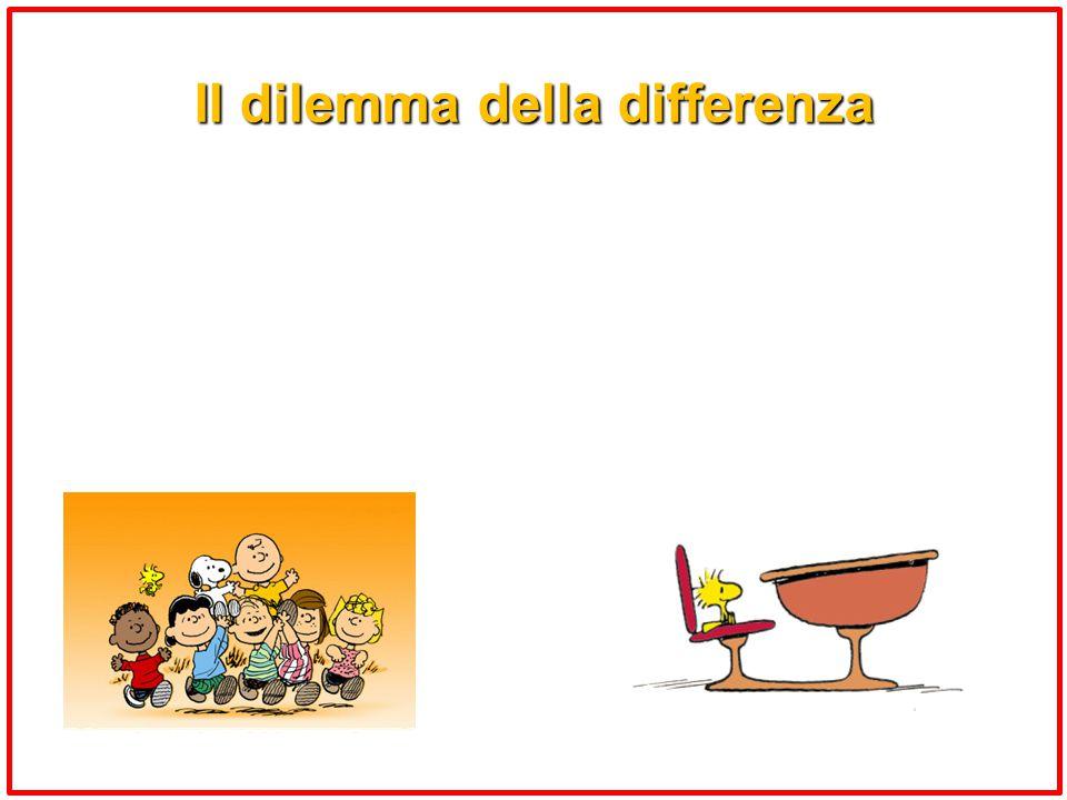 Il dilemma della differenza