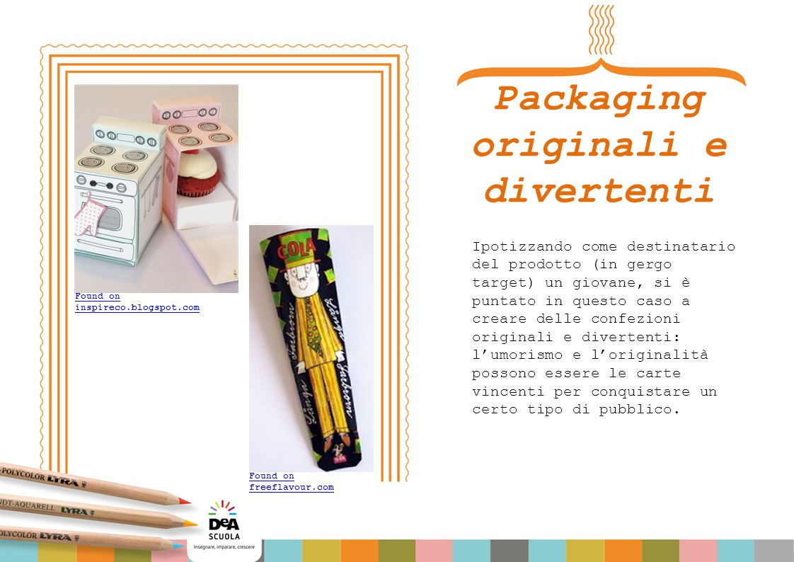 Packaging originali e divertenti