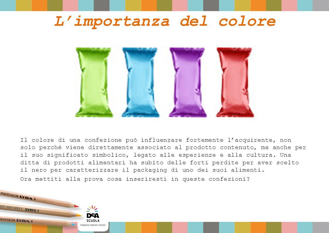 L'importanza del colore