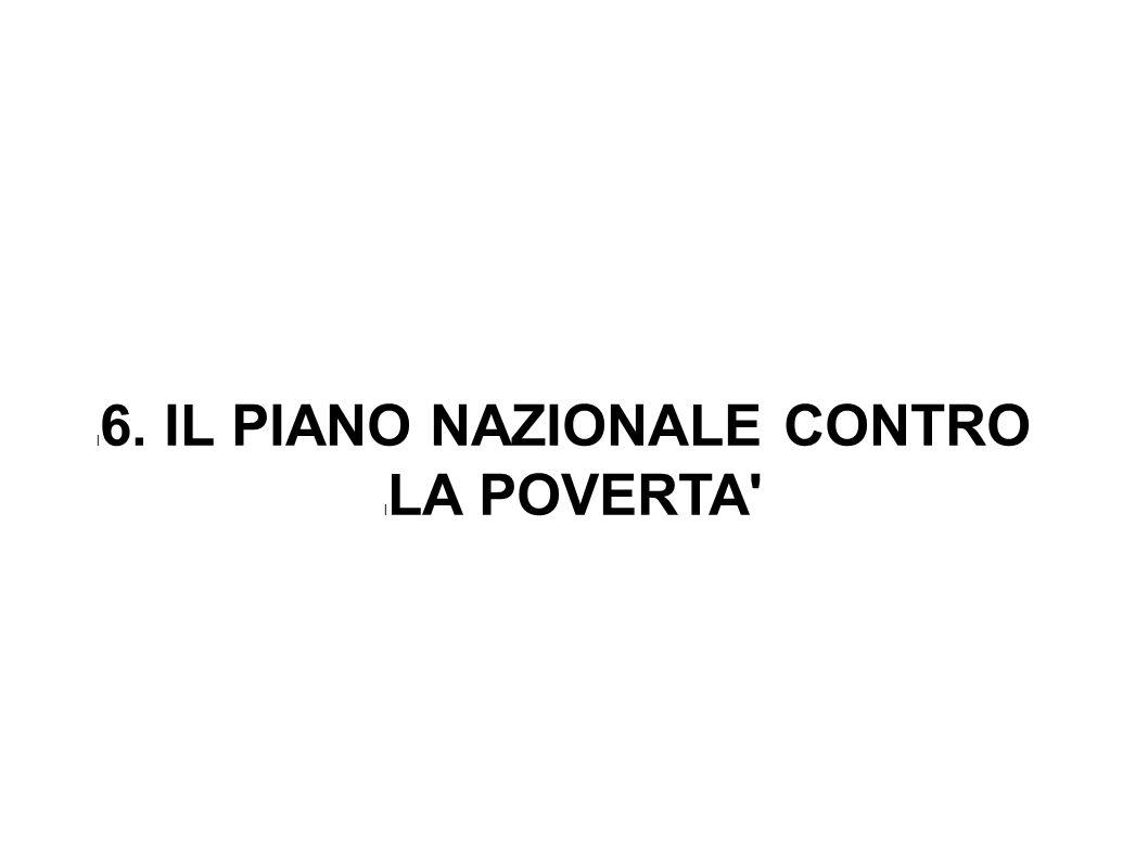 6. IL PIANO NAZIONALE CONTRO