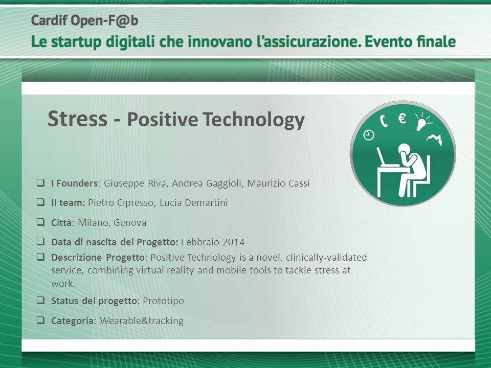 Stress - Positive Technology