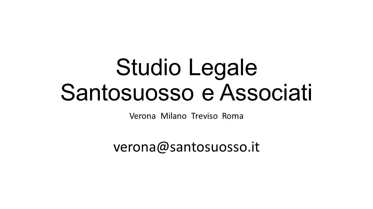 Studio Legale Santosuosso e Associati