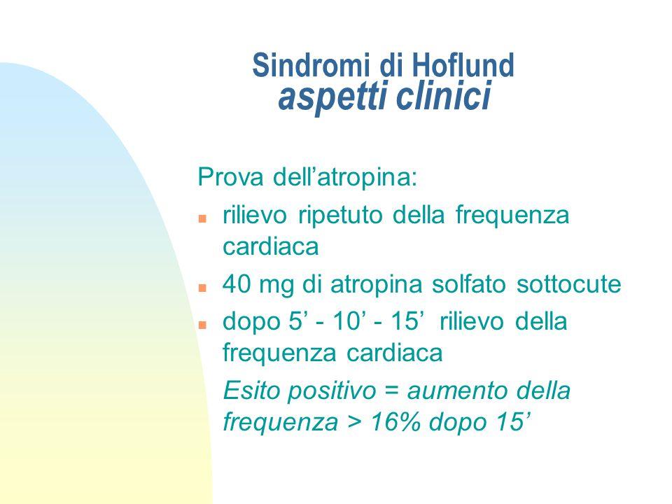 Sindromi di Hoflund aspetti clinici