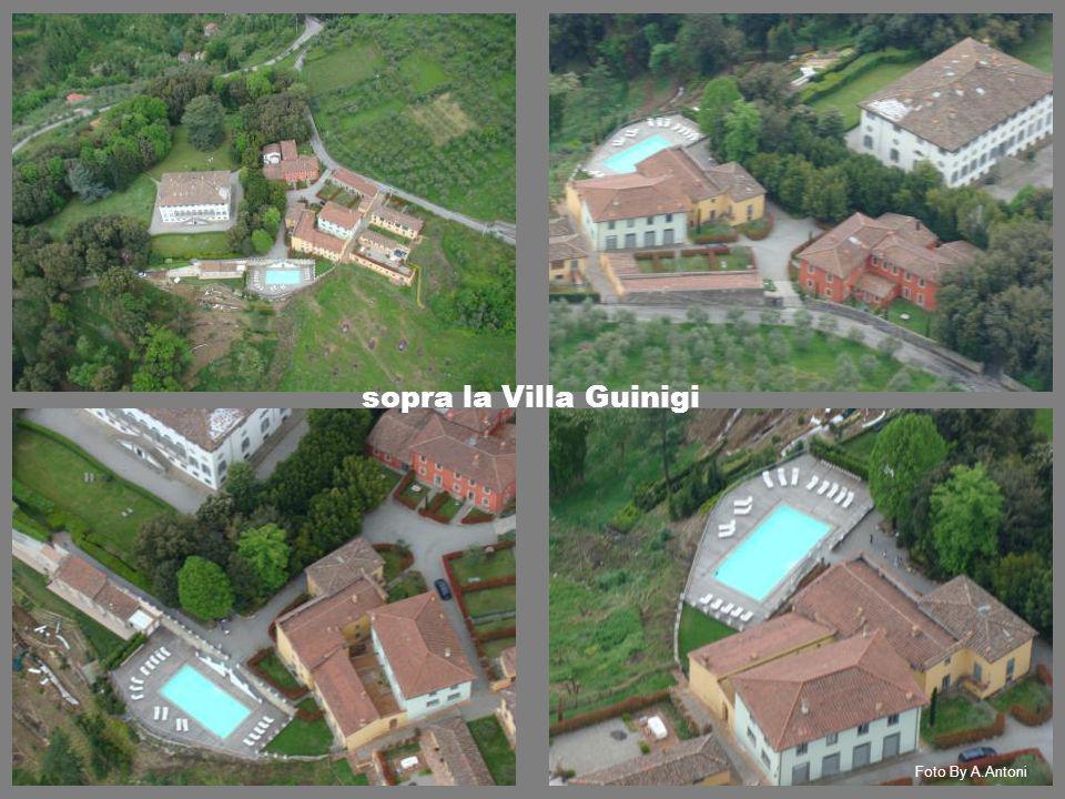 sopra la Villa Guinigi Foto By A.Antoni