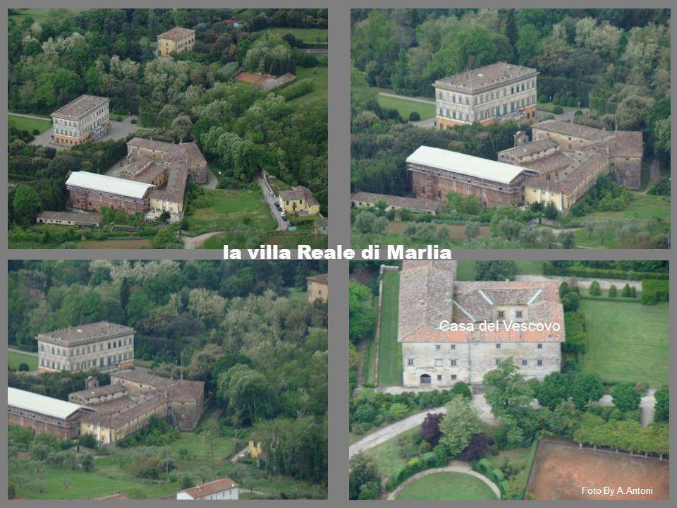 la villa Reale di Marlia