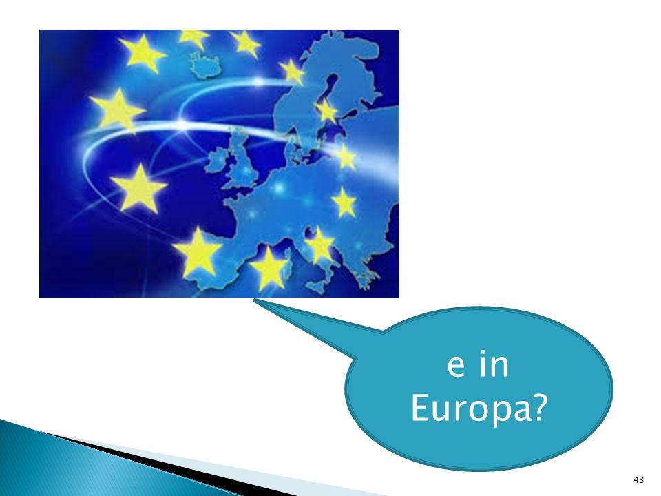 e in Europa