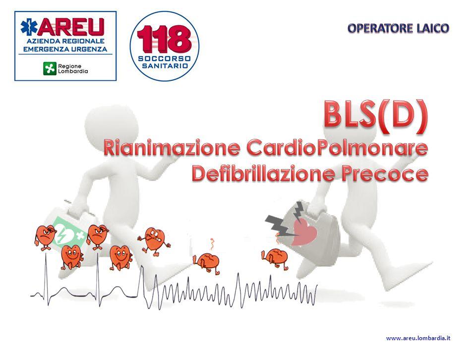 BLS(D) Rianimazione CardioPolmonare