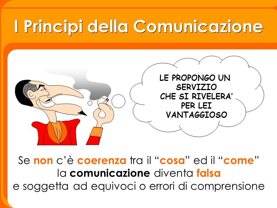 I Principi della Comunicazione
