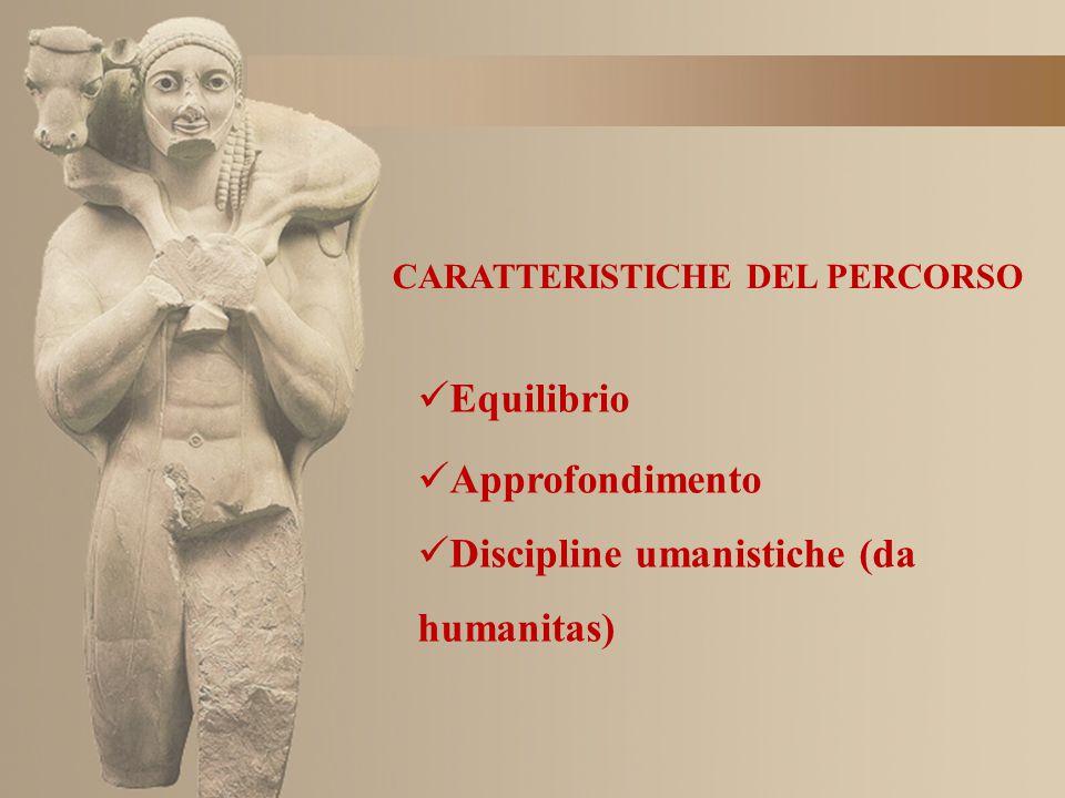 Discipline umanistiche (da humanitas)