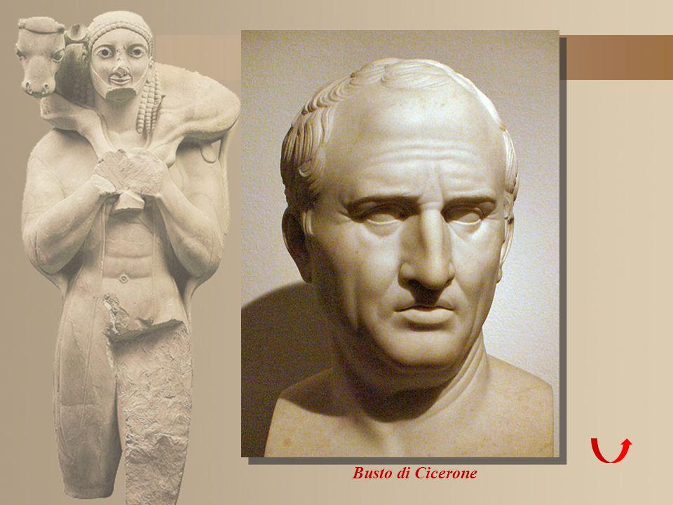 Busto di Cicerone