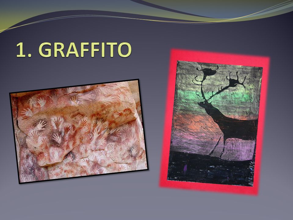 1. GRAFFITO