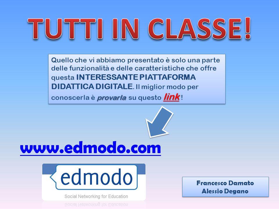 Francesco Damato Alessio Degano